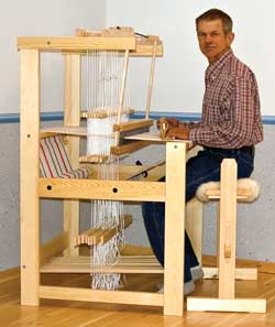 image of a Julia Floor Loom