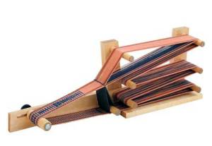 image of an inkle loom