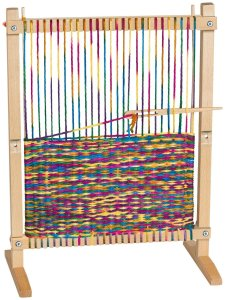 image of a frame loom